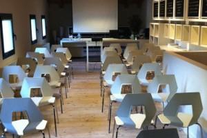 Sede di Dal Ben giardini aula conferenze