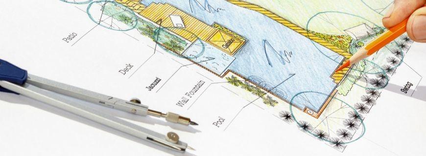 Progettare un giardino tutte le fasi del garden design for Progettare un interno