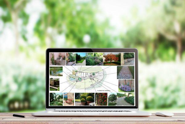 Servizio di progettazione giardini