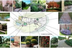 Progetto giardino Asolo