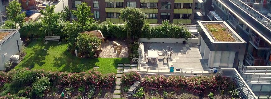 Incentivi fiscali per trasformare il tuo terrazzo in un for Mobili per terrazzi e giardini