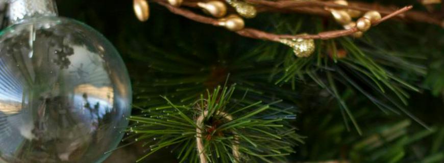 È Natale! Tempo di addobbi e di magiche luci
