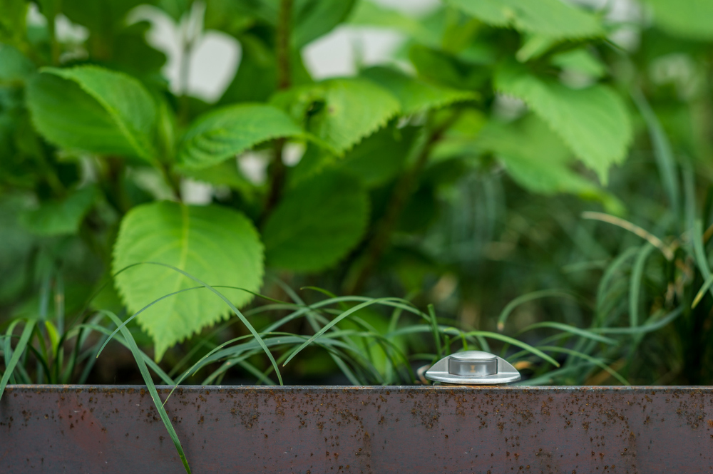 Sistema irrigazione giardino pensile
