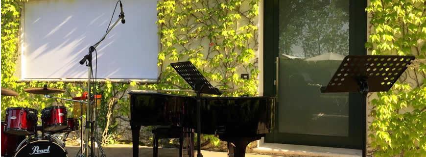 Gaber nel Giardino delle Rose: una serata all'insegna della musica