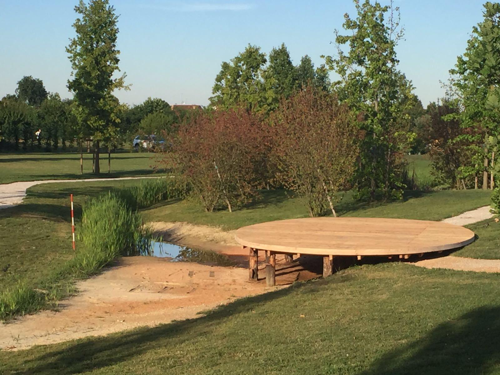 Camminamento per giardino privato dal ben giardini - Progetto giardino privato ...